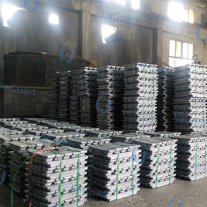 Lead Ingot Manufacturer From China with Best Quality pictures & photos