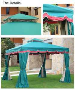 10X10 Wholesale Customized Durable Windproof Outdoor Garden Tent pictures & photos