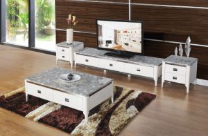 TV Stand with 3 Drawer for Living Room Furniture (SBL-DS-193A) pictures & photos