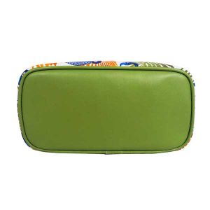 High Quality Cotton Printing Makeup Cosmetic Bag pictures & photos