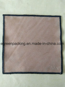Microfiber Jewelry Antibacterial Cleaning Cloth/Double Cloth Combination pictures & photos