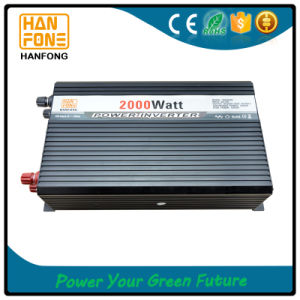 Green Energy Supply DC/AC Inverter 2kw High Efficiency China Manufacturer pictures & photos