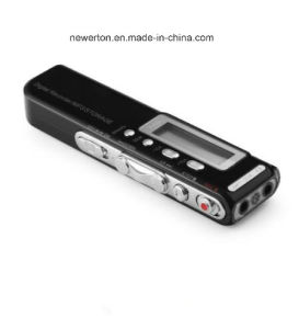 8GB Lectures Meetings Interviews Mini Recording Device Vor Rechargeable Digital Voice Recorder Pen pictures & photos
