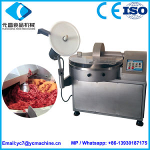 Zb-80 Vacuum Electric Meat Bowl Cutter for Meat Cutting Chopping pictures & photos