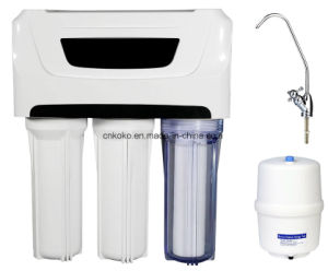 Hot Selling 50g Reverse Osmosis Water Filter Witht Tank pictures & photos
