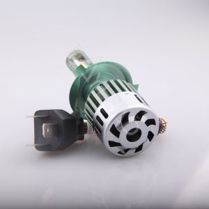 All in One Deign Small Size LED Headligt with Canbus Fan Bulti-in pictures & photos