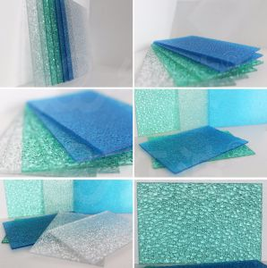 Fireproof Building Color Embossed Polycarbonate Sheets pictures & photos
