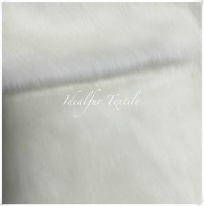 White Rabbit Fake Faux Fur /Imitation Fur pictures & photos