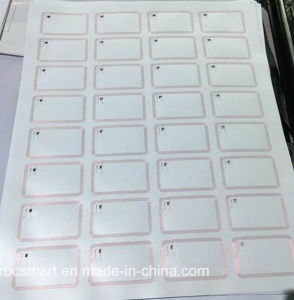 Em4200/Tk4100 PVC Inlay Sheets RFID Prelam for ID Smart Card pictures & photos