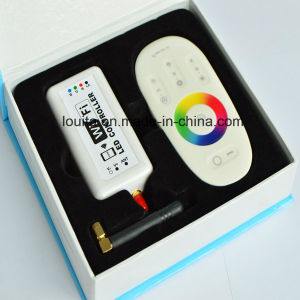 2.4G LED Controller with RF Touch Screen Wireless Remote Controller pictures & photos