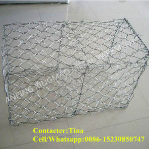 Galvanized Reno Mattress/PVC Coated Gabion Mattress (XM-H) pictures & photos