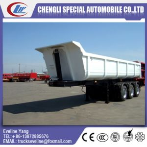 Clw Brand Dump Seimi Trailer for Sale pictures & photos