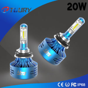 for Anycar LED Headlight Car LED Lighting Head Light 12V pictures & photos