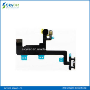 Mobile Phone Repair Parts Power on off Flashlight Flex Cable for iPhone6plus pictures & photos