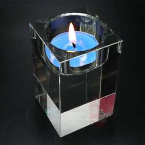 K9 Crystal Clear Color Candle Holder for Wedding Decoration pictures & photos