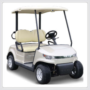 Ce Approved Newest Design 2 Seats Electric Golf Cart (DG-C2-8) pictures & photos