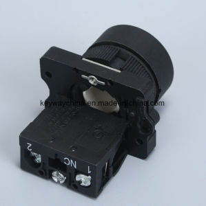 Emergency Stop Keyway Push Button Switch with 22mm Drilling pictures & photos
