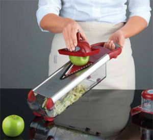 Premium Vegetable Mandoline Slicer as Seen on pictures & photos