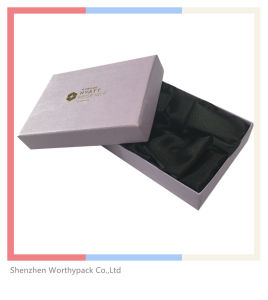 Paper Box/Gift Box/Jewelry Box/Packaging Box with Foam Tray Interior