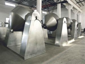 Rotary Vacuum Drying Machine pictures & photos