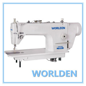 Wd-6800 Direct Drive Lockstitch Industrial Sewing Machine pictures & photos