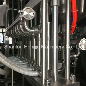 Automatic Filling and Capping Machine for Spouted Pouch pictures & photos
