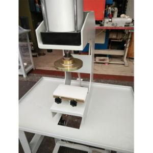 Zhen Hu Automatic Pneumatic Eyelet Hole Punching Machine pictures & photos