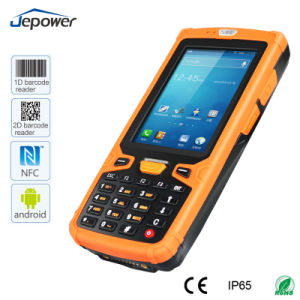 Data Collection Bar Code Reading Handheld Warehouse Scanner Device pictures & photos