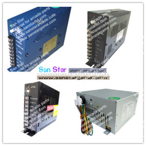 Power Supply for Arcade Game Machine Amesument Machine