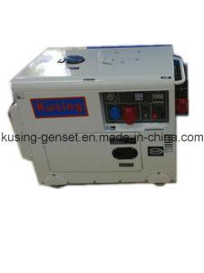 6kVA Protable Diesel Silent Gererator /Diesel Soundproof Generator/Diesel Genset Engine (K6700A)