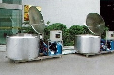 Stainless Steel Milk Cooling Vat pictures & photos