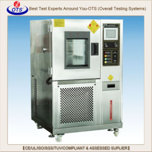 Laboratory Electronic High Low Temperature Environmental Test Chamber (IEC60068) pictures & photos