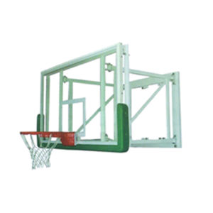 Wall Mounted SMC Backboard Basketball Hoop with Backboard pictures & photos