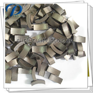 Reinforce Concrete Drill Bit Cutting Part Segment for Core Bit Segment Hole Driller