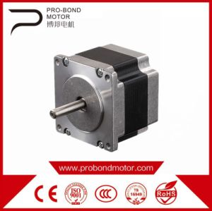1.8 Degree 57mm NEMA 23 Stepper Motor for 3D Printer pictures & photos