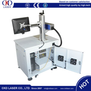 Fiber Laser Etching Laser Metal Marking Machine for Sale pictures & photos