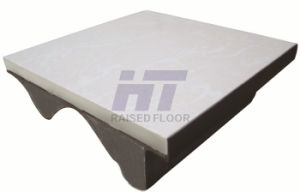 Antistatic Access Floor with Ceramic Tiles pictures & photos