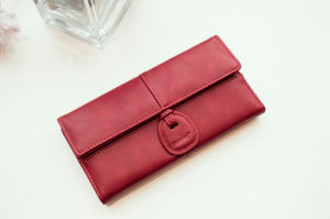 Long Retro Many Card Wallet for Women (BDMC146) pictures & photos