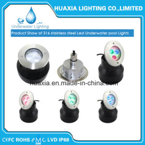 Huaxia Outdoor RGB 9W DC12V LED Deck Underground Lighting pictures & photos