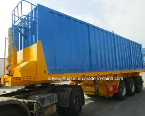 10 Meters Rear Dump Semitrailer pictures & photos
