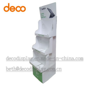 Paper POP Display Exhibition Cardboard Display Stand for Retail pictures & photos