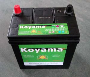 12V 36ah Ns40zl 38b20L Mf Lead Calcium Car Battery with Best Price pictures & photos