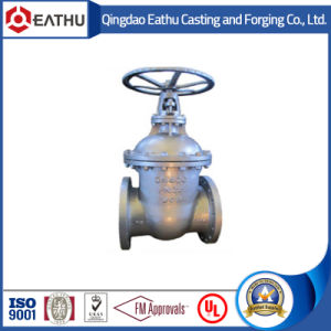 DIN 3352 F4 Flanged End Resilient Seat Non-Rising Stem Gate Valve pictures & photos