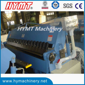 W62Y-5X2000 hydraulic folding machine for steel pan box pictures & photos