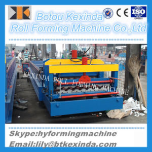 950 Glazed Tile Roll Forming Equipment pictures & photos