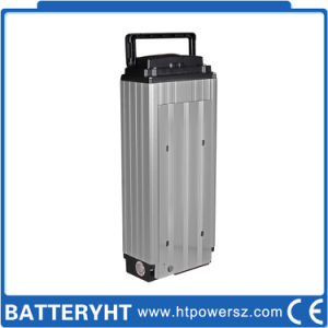 Rechargeable Lithium/ Li-ion LiFePO4 Li-Polymer Bike Battery for Electric Bicycle pictures & photos