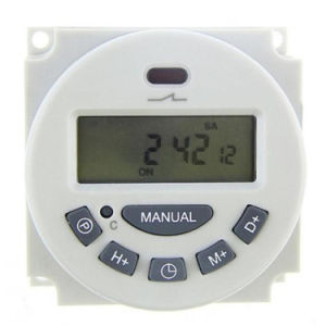 Digital LCD Programmable Timer Time Relay Switch Weekly Programmable Electronic Timer pictures & photos