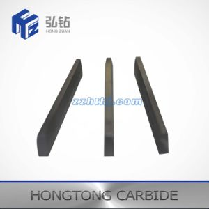 Tungsten Carbide Flat Strip with Polished pictures & photos