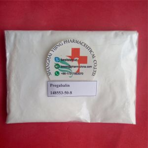 Pregabalin Pharmaceutical Chemicals Pregabalin for Treatment Antiepileptic Drugs pictures & photos