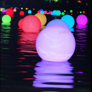 Lighted Christmas Ornaments LED Christmas Light Decorative Ball with Remote pictures & photos